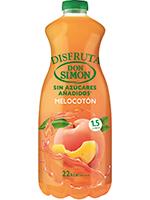 Disfruta MELOCOTON Nectar Pet 1 5  D.SIM