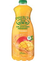 Disfruta MANGO Nectar  Pet 1 5   D.SIMON