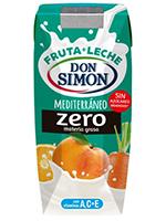 Fruta Leche Zero P 3 330c MEDITER DSIMON