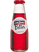 BITTER CINZANO Pack 6 x 10 cl.