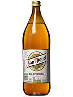 San MIGUEL  botella 1 Litro