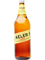 KELER 1 Litro BOTELLA Cristal
