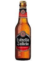 CERVEZA Estrella GALICIA Botell n 250cc.