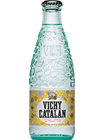 AGUA con GAS 1/4 Pack 6  VICHY CATALAN