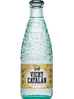 AGUA con GAS 1/4 Pack 6  VICHY CATALAN