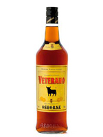 Brandy 1 Litro VETERANO