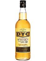 Whisky  DYC  70 cl. 40
