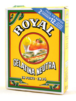 GELATINA Neutra 20 gr.  ROYAL