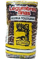 ALUBIA TOLOSANA 1 kg.  El LEONES