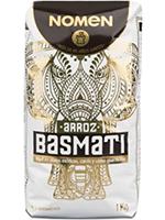 Arroz BASMATI  NOMEN  500  gr.