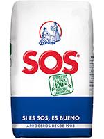 ARROZ  SOS  Clasico 1 kg.