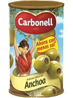 ACEITU Relle Anchoa Lata 150g. CARBONEL