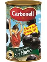 ACEITU PERLA Negra S/H L 185es  CARBONEL
