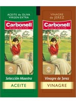 CARBONEL AC. VIN.JEREZ 150 UN. 15 10ML