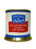 BLOC FOIE GRAS France Pato 30 %  200 gr.