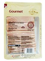JAMON COCIDO 130 gr.  GOURMET