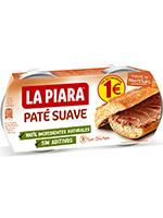 EURO PATESUAVE S/NATURAL Pack 2