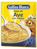 OFERTA SOPA STD AVE Fideos  G.BLANCA