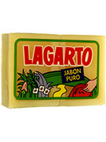 PASTILLA 250 gr. JABON puro  LAGARTO