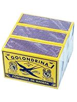 CERILLA LARGA GOLONDRINA 1X3
