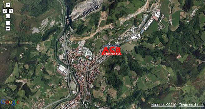 Mapa de Situacion ACB Cerrato